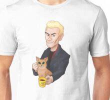 Spike and a kitten Unisex T-Shirt