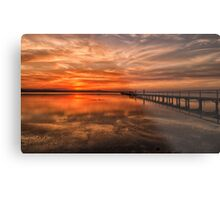 Another Awesome Sunset Metal Print