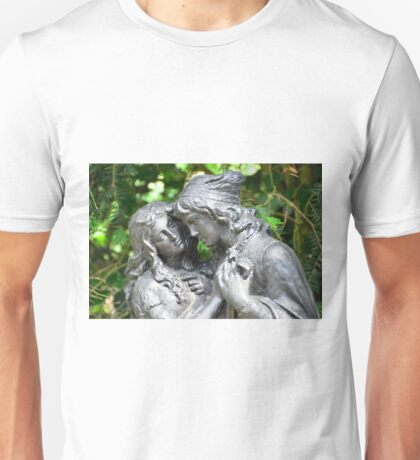 our shining love Unisex T-Shirt