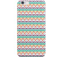 Blue Tribal Pattern  iPhone Case/Skin