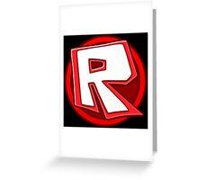 roblox Greeting Card
