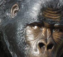 Gorilla Golf Sticker