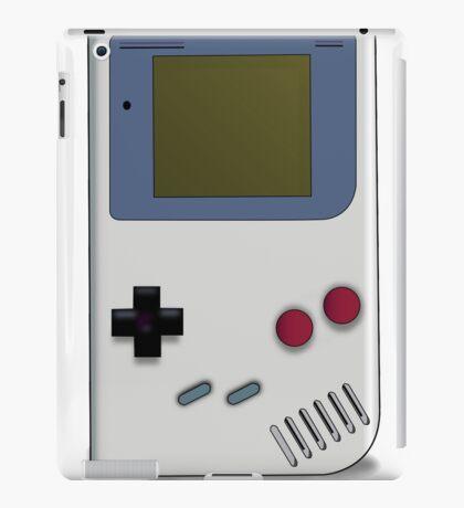 Classic GameBoy Grey iPad Case/Skin