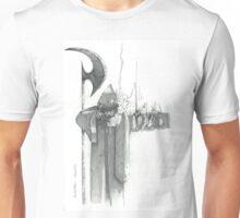 Limited Edition Tomahawk Dynasty Artwork Unisex T-Shirt