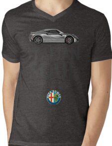 Italian Soul Mens V-Neck T-Shirt