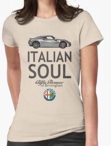 Italian Soul Womens Fitted T-Shirt