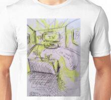 OH, YEAH MORE TV(SKETCH)(C2016) Unisex T-Shirt