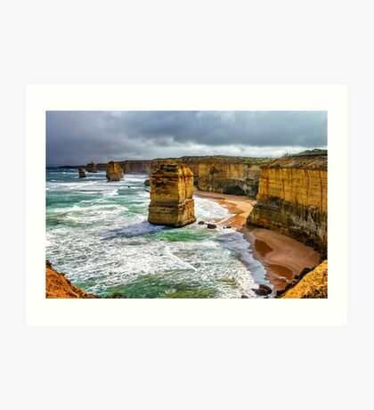 The Twelve Apostles North Art Print