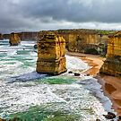 The Twelve Apostles North by Jan Fijolek