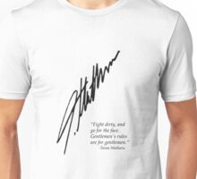 Taran Matharu Signed Quotable Unisex T-Shirt
