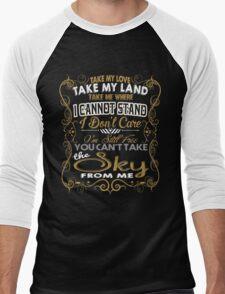 BALLAD OF SERENITY Men's Baseball ¾ T-Shirt