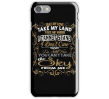 BALLAD OF SERENITY iPhone Case/Skin