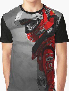 michael schumacher Graphic T-Shirt