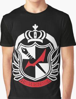 Danganronpa- hope's peak academy Graphic T-Shirt