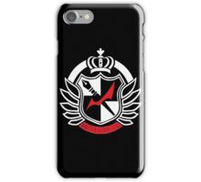 Danganronpa- hope's peak academy iPhone Case/Skin