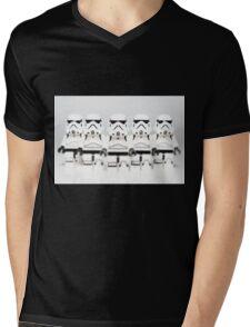 Stormtrooper Mens V-Neck T-Shirt