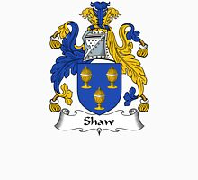 Shaw Coat of Arms / Shaw Family Crest Unisex T-Shirt