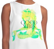 Good Vibes Contrast Tank
