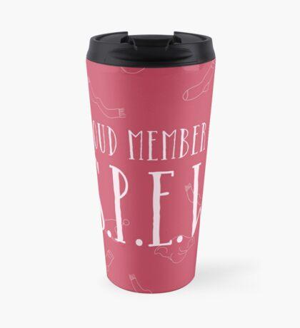 spew Travel Mug