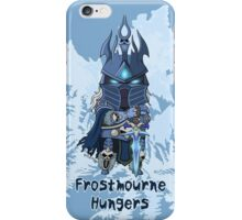 Frostmourne Hungers iPhone Case/Skin