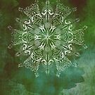Jungle Mandala by Sybille Sterk