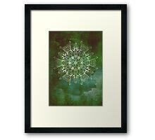 Jungle Mandala Framed Print