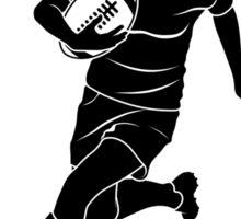 Womens Rugby Sticker