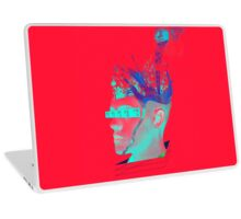 S.T.I. (Synthetic Telepathy Interface) Laptop Skin