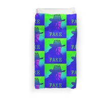 F IS FOR FAKE - Orson Welles Duvet Cover
