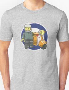 Lego Scooterist Unisex T-Shirt