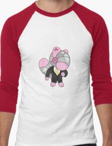 Groom Mushi Men's Baseball ¾ T-Shirt