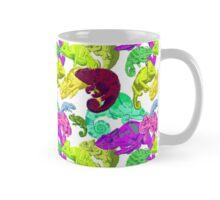 chameleon - multicolored chameleons! Mug