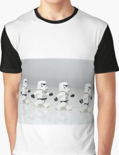 Storm Trooper March Graphic T-Shirt
