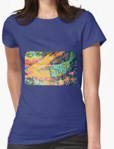 MERMAID FANTASY Womens Fitted T-Shirt