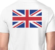 Union Jack, Flag of the United Kingdom, Britain, British flag, Pure and Simple Unisex T-Shirt