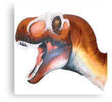 Good dragon Canvas Print