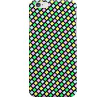 Four coloured pattern iPhone Case/Skin