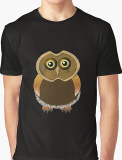 sill owl Graphic T-Shirt
