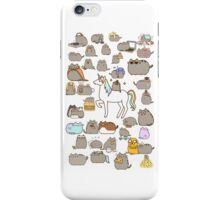Pusheen Heaven iPhone Case/Skin