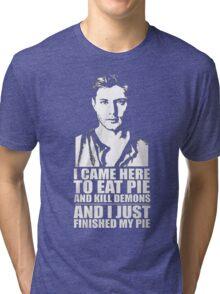Dean Supernatural Tri-blend T-Shirt