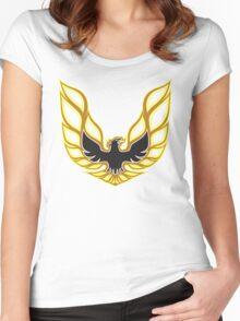 Firebird Women's Fitted Scoop T-Shirt