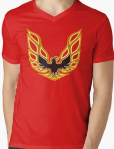 Firebird Mens V-Neck T-Shirt