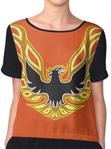 Firebird Chiffon Top