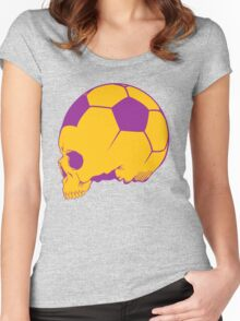Sport death Women's Fitted Scoop T-Shirt