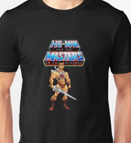 He-Man and the Masters of the Universe Unisex T-Shirt