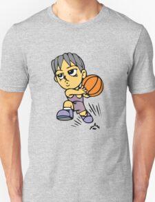 Basketball cartoon art T-Shirt