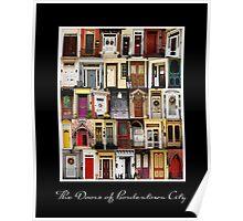 The Doors of Bordentown Poster