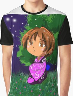 Summer Natsume Graphic T-Shirt