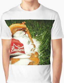 Budweiser Beer Graphic T-Shirt