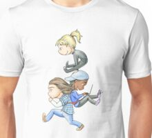 Three of a Kind Unisex T-Shirt